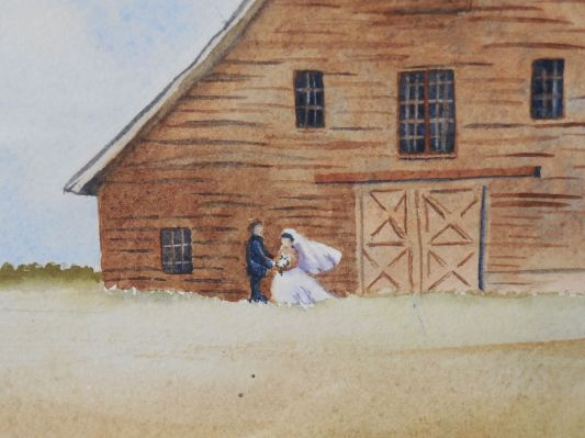 McGranahan's Barn, detail #1