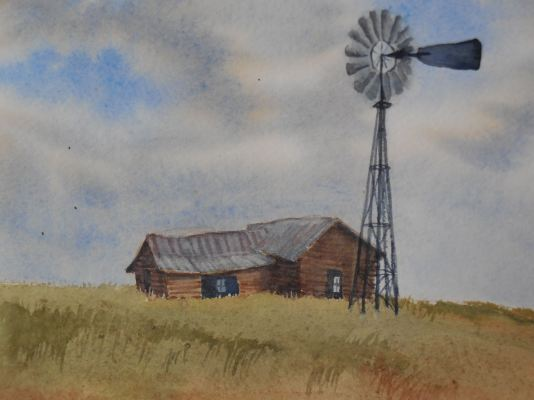 McGranahan's Barn, detail #2