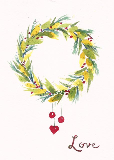 Wreath with Love